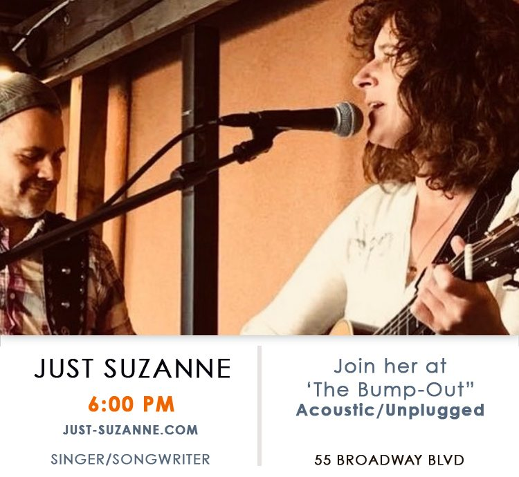 Singer, songwriter Just Suzanne