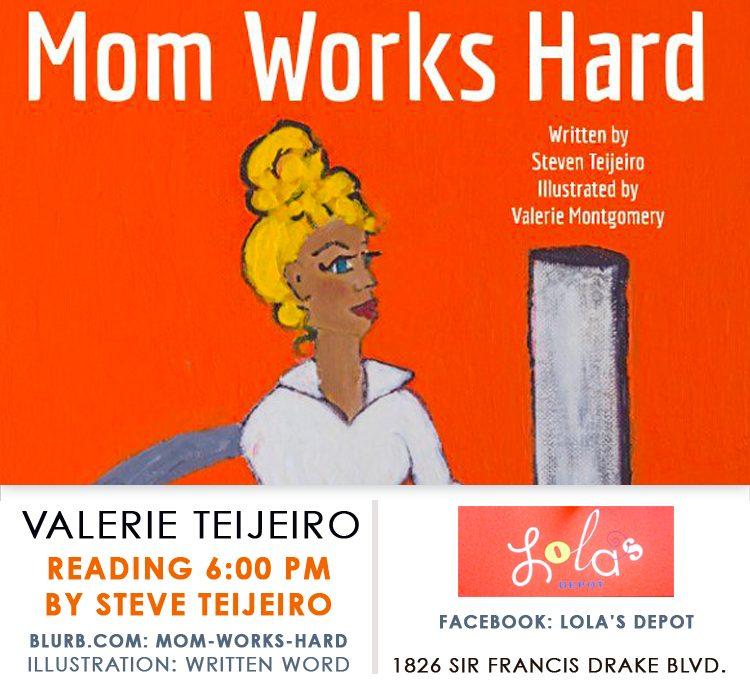 Written by Steven Anthony Teijeiro Jr, Illustrations - Valerie Montgomery