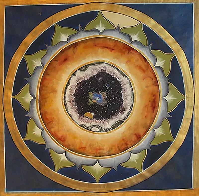 Visionary Paintings as Healing Art